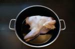 Leben und Sterben eines Huhnes oder das verhinderte Suppenhuhn