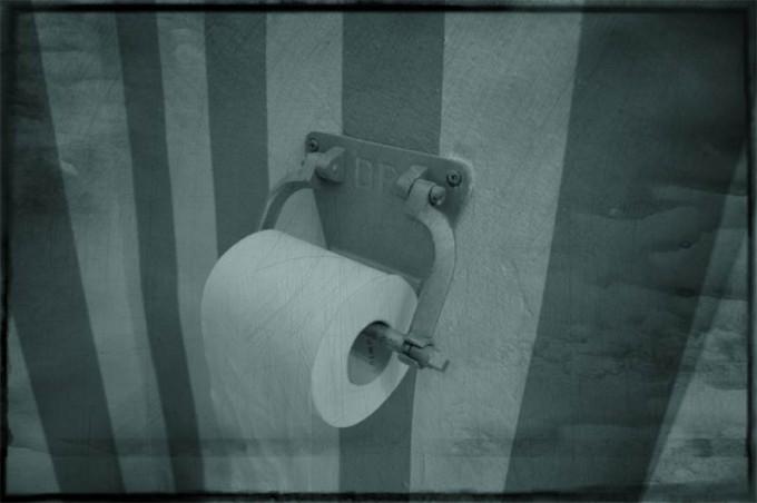 deutsche reichsbahn klopapier toilette papierhalter