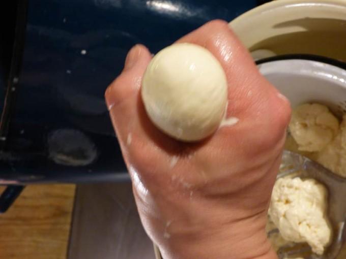 mozzarella selber machen rezept 06
