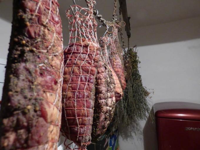 schinken selber machen coppa rezept nacken schweinenacken gewuerzmischung 7