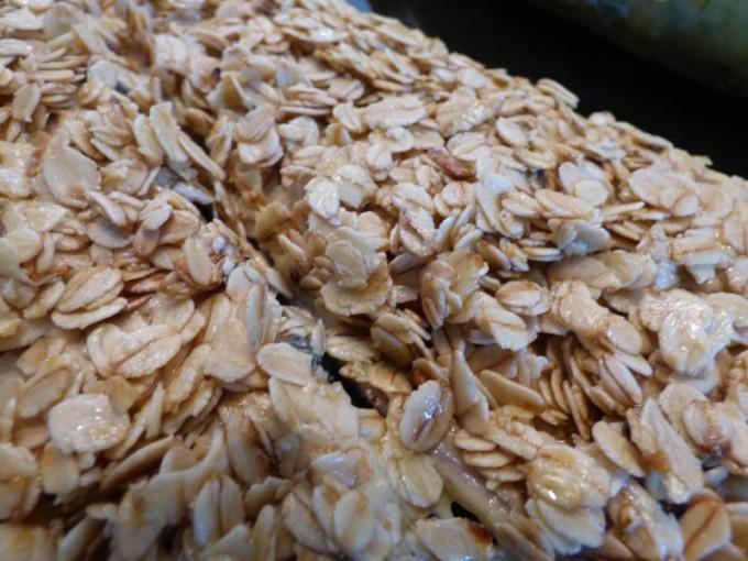 Forelle mit Haferflocken Senf Kruste rezept 3