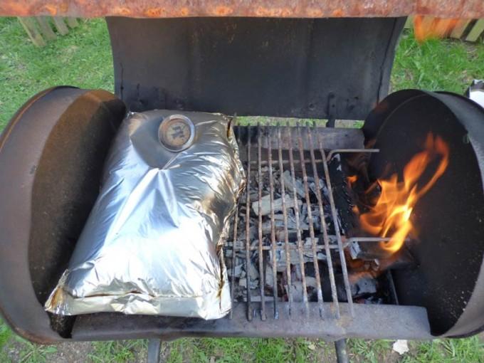 dammwild braten grill fassgrill grillenblatt keule 5