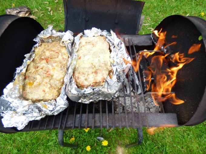 hackbraten grill rezept einfach 03