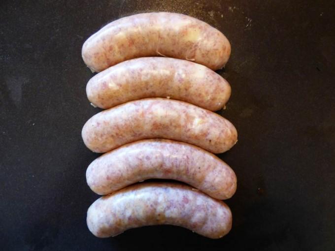 Kaese Salsiccia rezept selber machen bratwurst 01