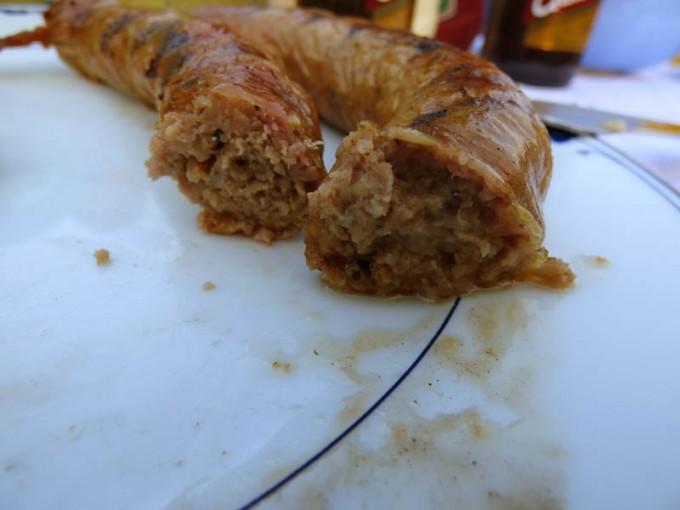 kuemmelwurst bratwurst selber machen rezept 9