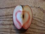 Roter Eiser oder das Apfelmus