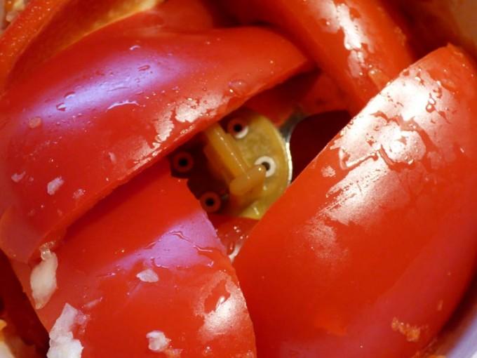 sweet chilli sauce Suesse Chilisauce selber machen rezept 02