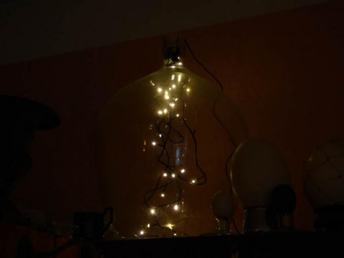 licht weinballon LED