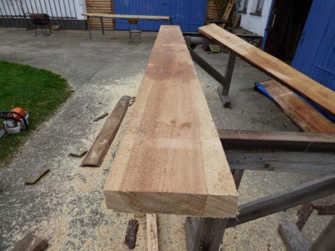 tisch selber bauen bohlen stahl rustikal industrial style esstisch 16