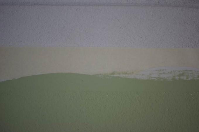 wand farbig gestalten trick linie 09
