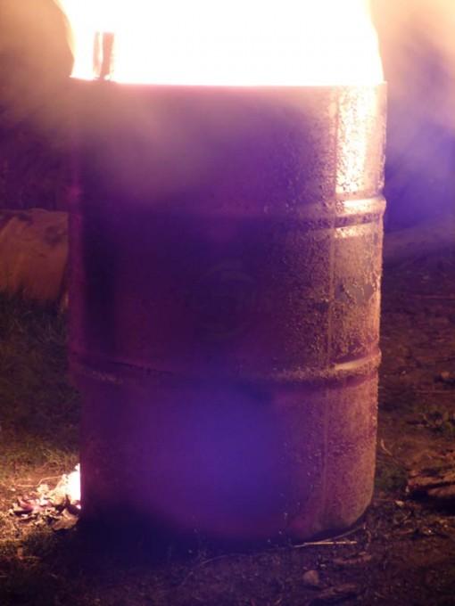 holzkohle selber machen pyrolyse uds fass koehlern anleitung 03