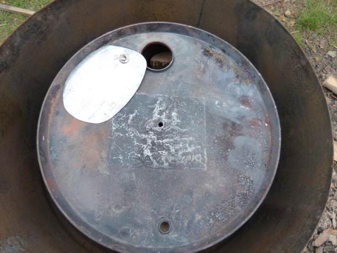 holzkohle selber machen pyrolyse uds fass koehlern anleitung 10