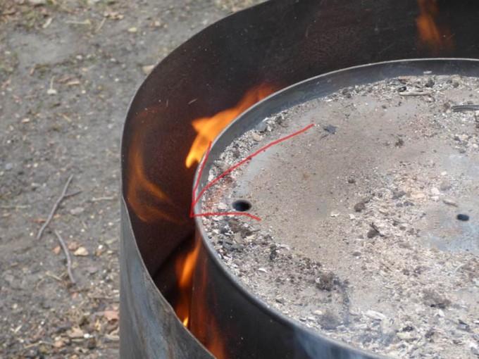 holzkohle selber machen pyrolyse uds fass koehlern anleitung 16