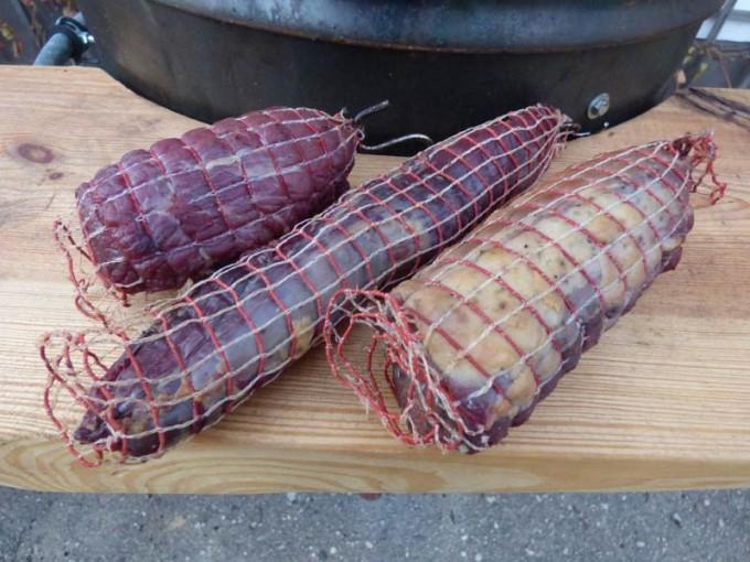 wachteleier kochen zeit wildschweinschinken rezept selber machen 7