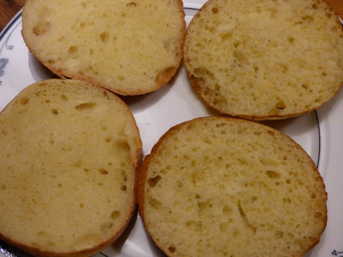 hamburger buns broetchen beste selber machen hamburger fleisch form formen 07