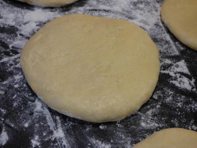 king size buns grosse hamburger broetchen rezept 05