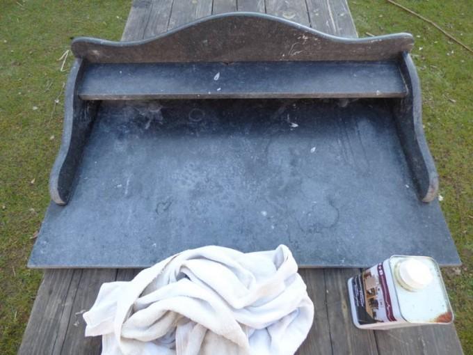marmor schwarz weiss platten waschtisch steinoel 02