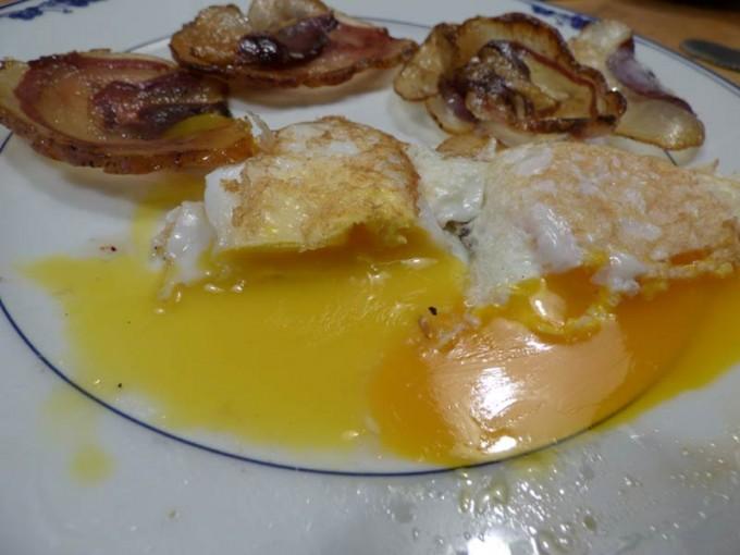 porchierte eier trick essig kochen 01