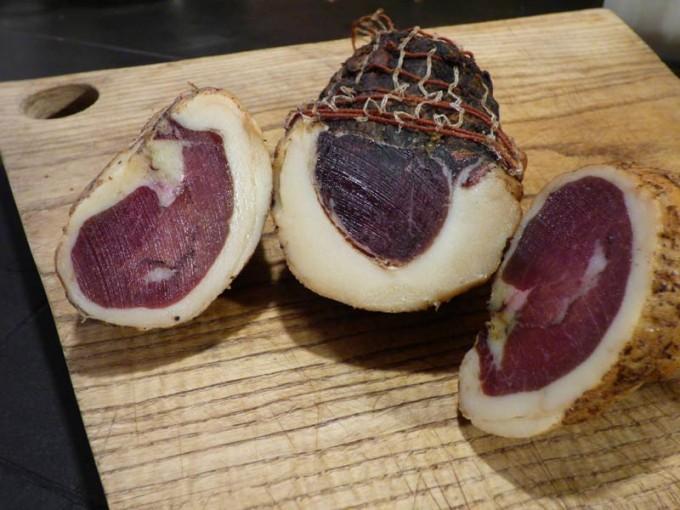 wildschweinschinken selber machen speck pancetta speckschicht 2
