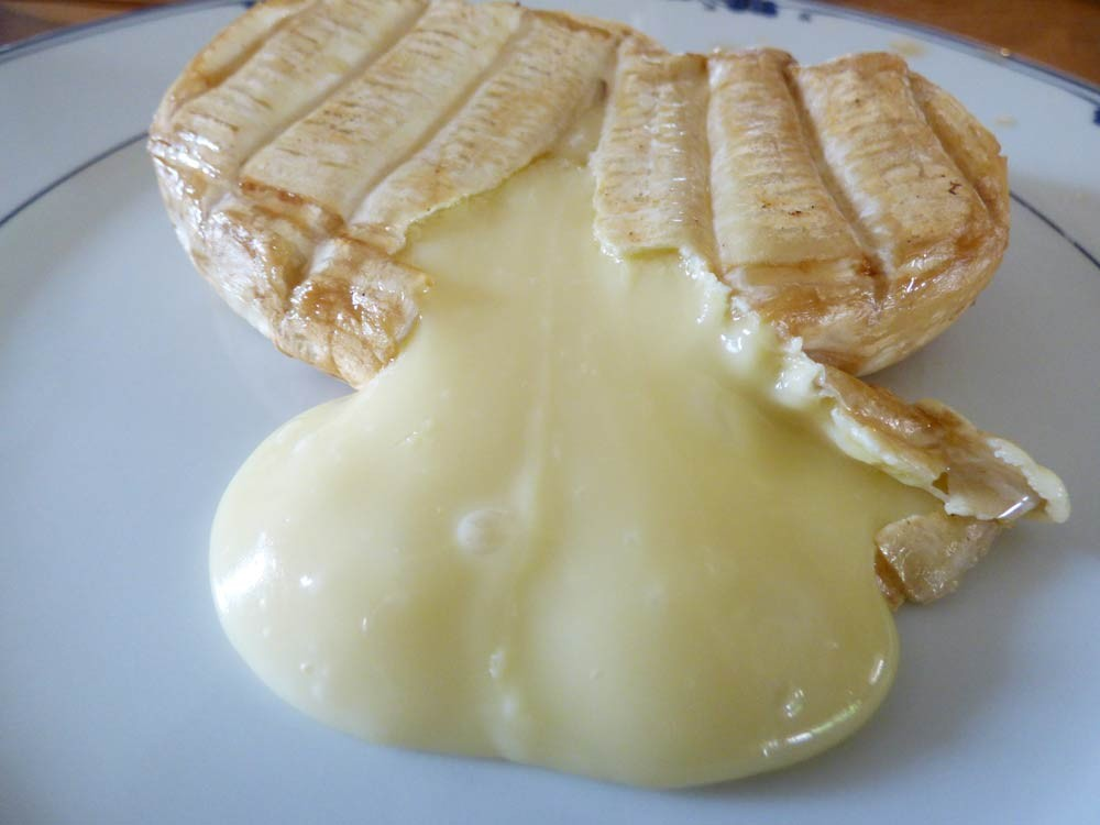 camembert frittiert