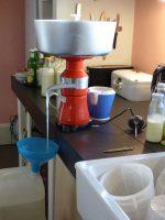 Die Milchzentrifuge